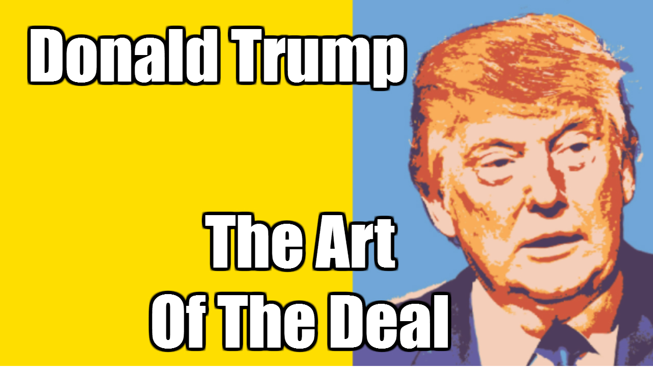 Trump: The Art of the Deal by Donald Trump and Tony Schwartz Thumbnail