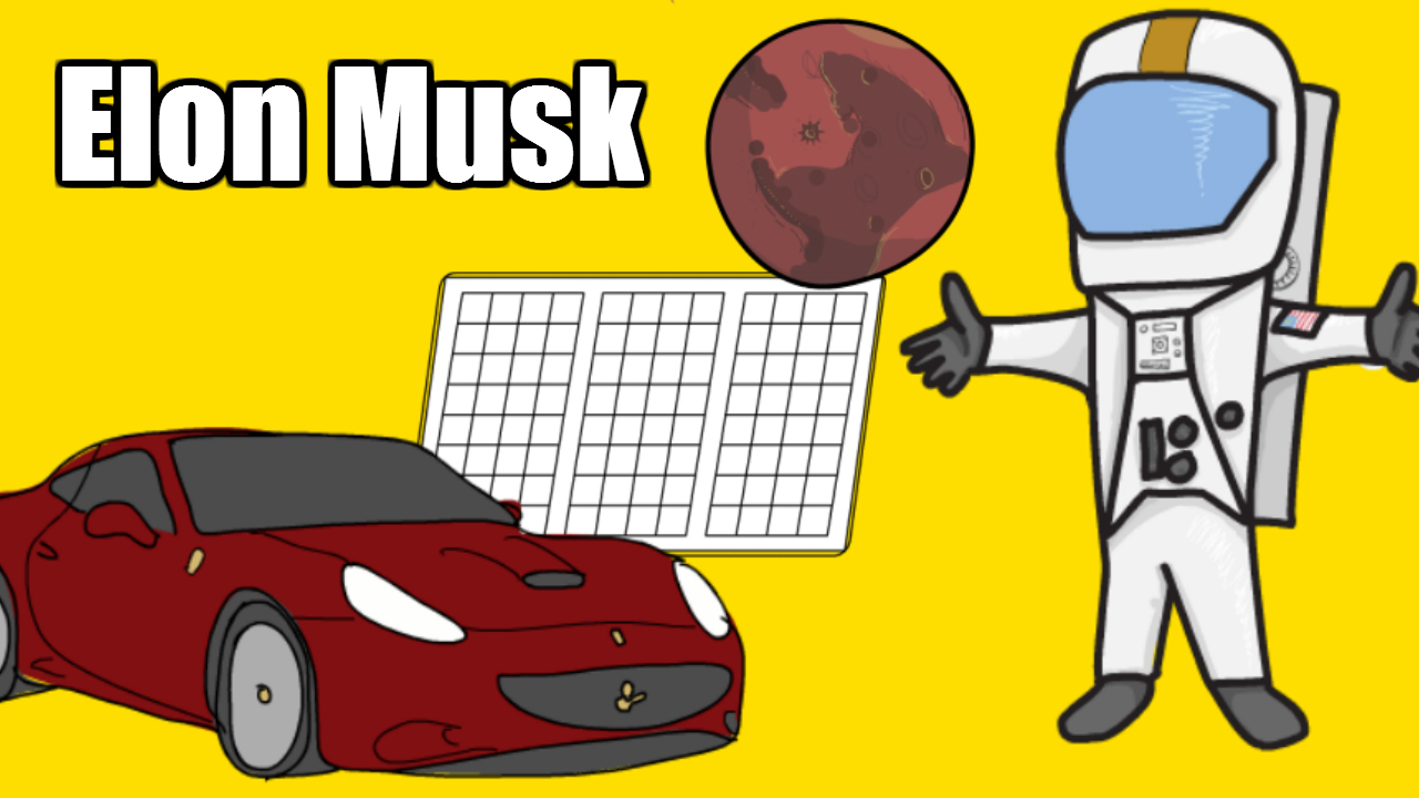 Elon Musk: Tesla, SpaceX, and the Quest for a Fantastic Future by Ashlee Vance Thumbnail