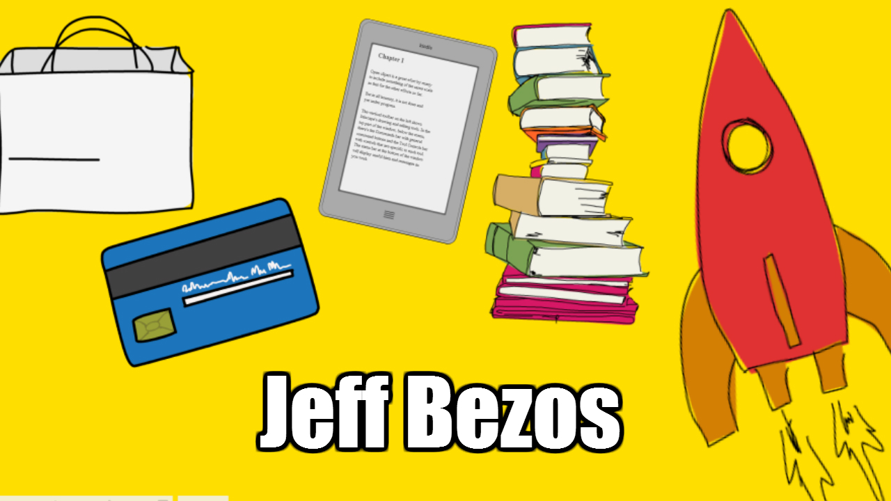 The Everything Store: Jeff Bezos and the Age of Amazon by Brad Stone Thumbnail