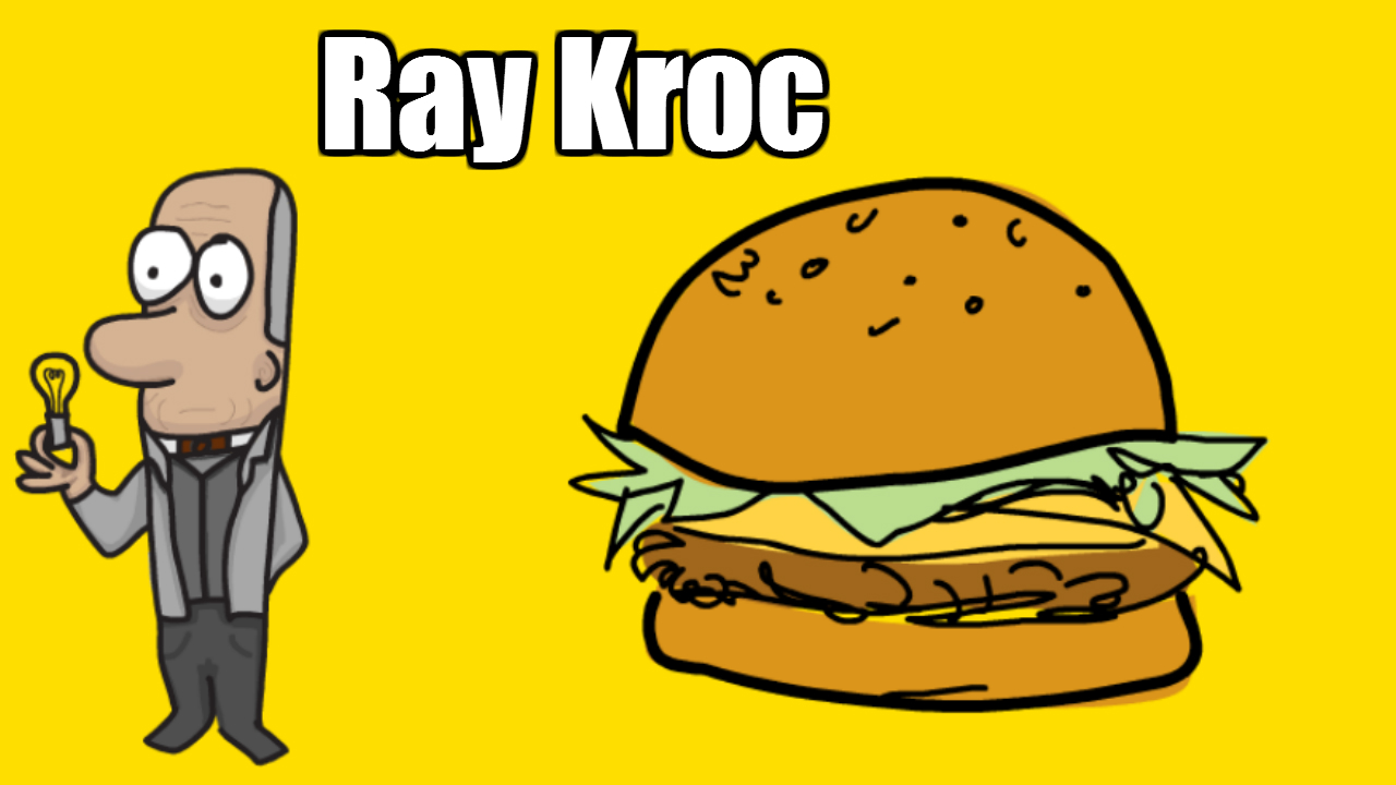 Ray Kroc: McDonald's Restaurant Builder Thumbnail
