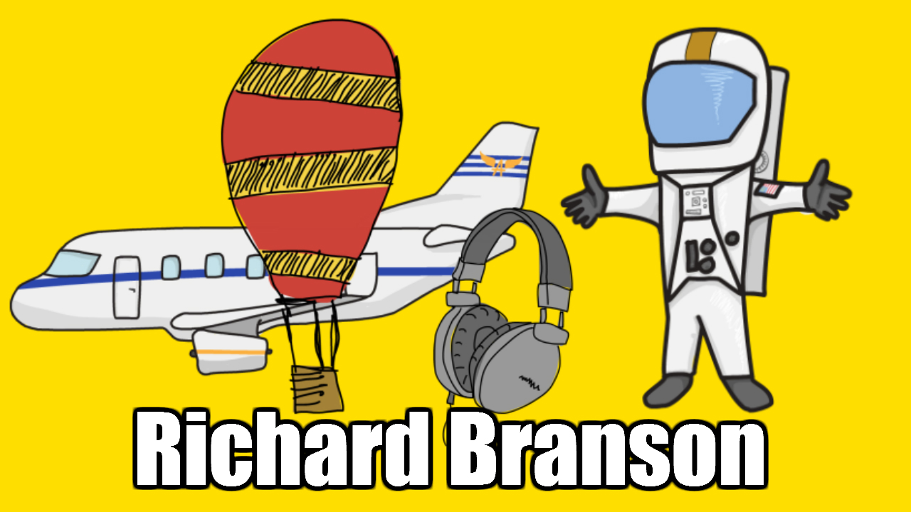 Screw It, Let's Do It by Richard Branson Thumbnail