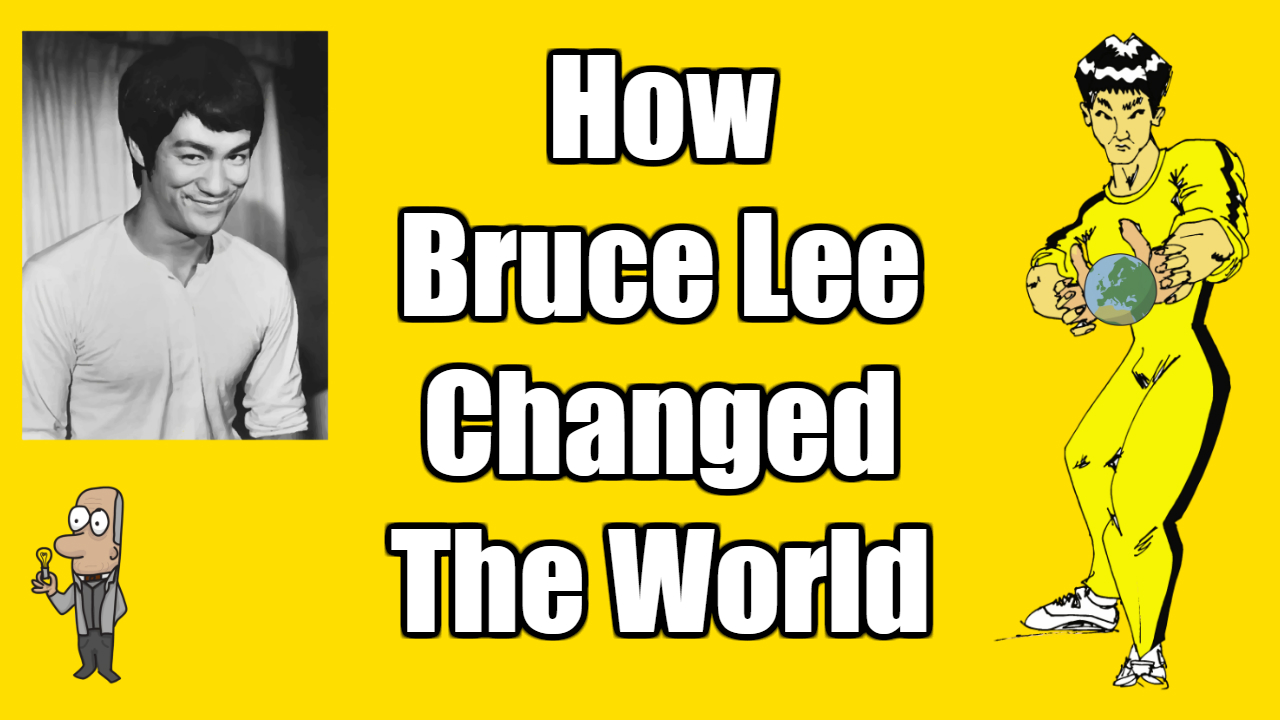 How Bruce Lee Changed the World Thumbnail