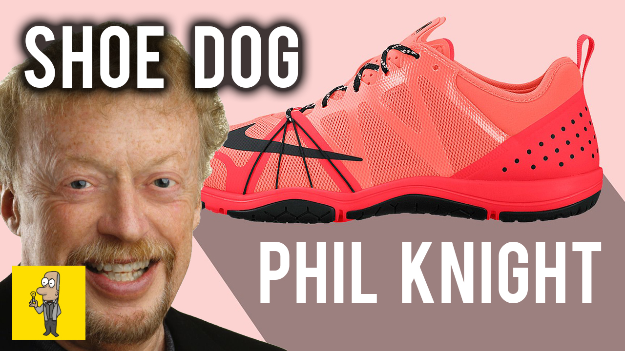 Shoe Dog by Phil Knight Thumbnail