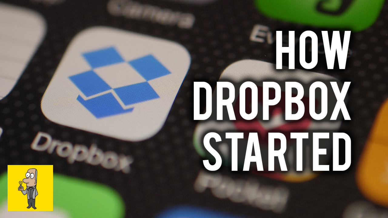 How Dropbox Started Thumbnail