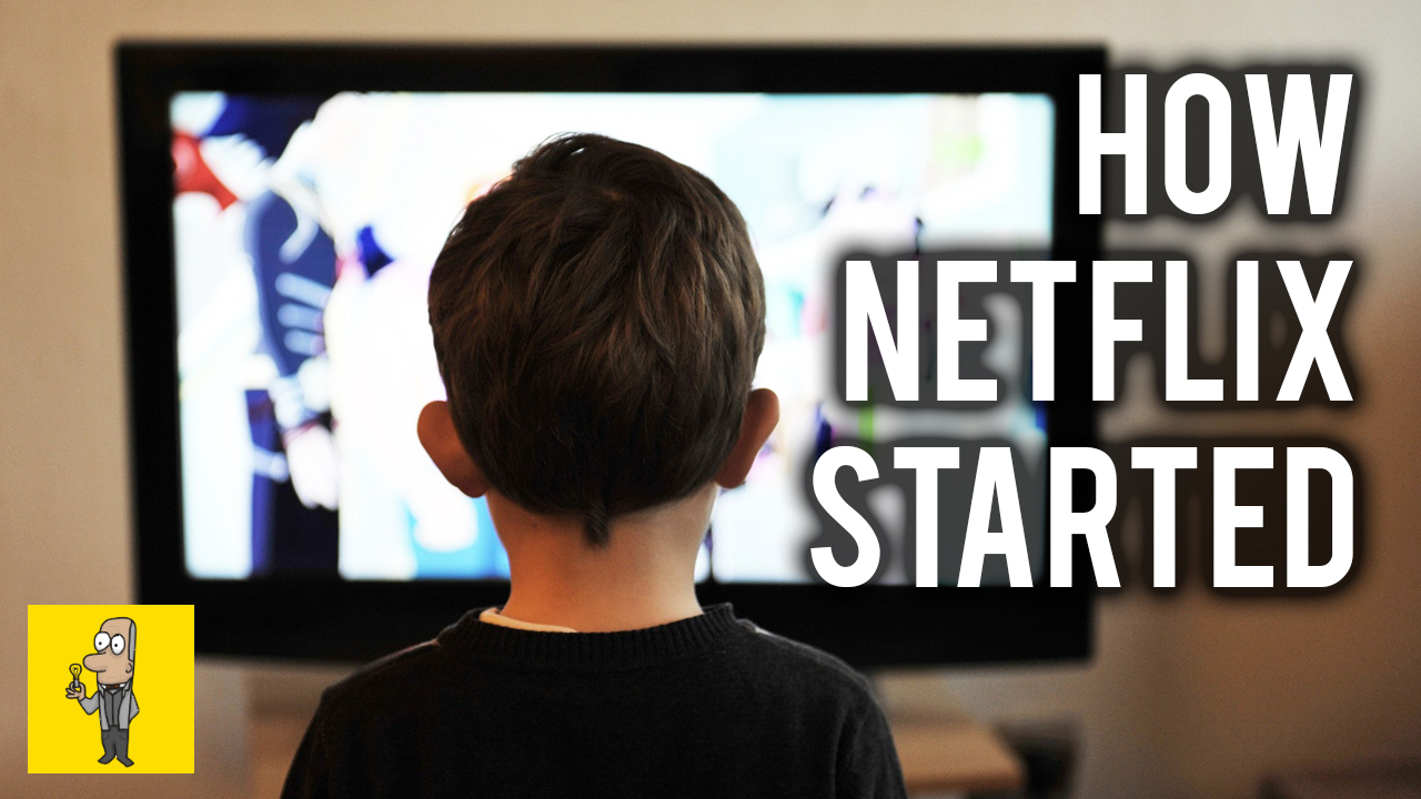 How Netflix Started Thumbnail