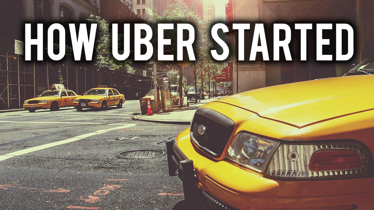 How Uber Started Thumbnail