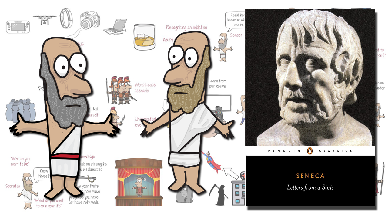 Seneca: Letters from a Stoic Thumbnail