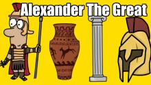 Alexander the Great by Hugh Bowden Thumbnail