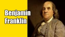The Autobiography of Benjamin Franklin Thumbnail