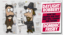 Daylight Robbery by Dominic Frisby Thumbnail